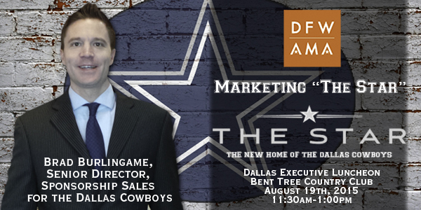 Dallas Exec. Luncheon 08-2015