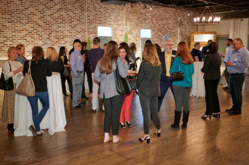 AMA DFW luncheon 11/20/19 at Venue Forty50