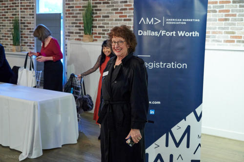AMA DFW luncheon 1/22/2020
