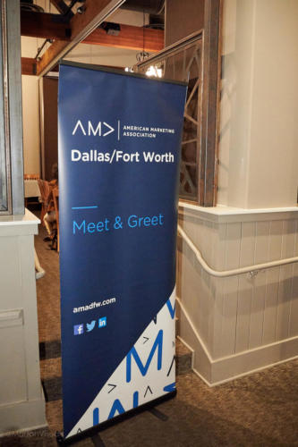 AMA DFW Meet & Greet at 12 Cuts Brazilian Steakhouse 2/6/20